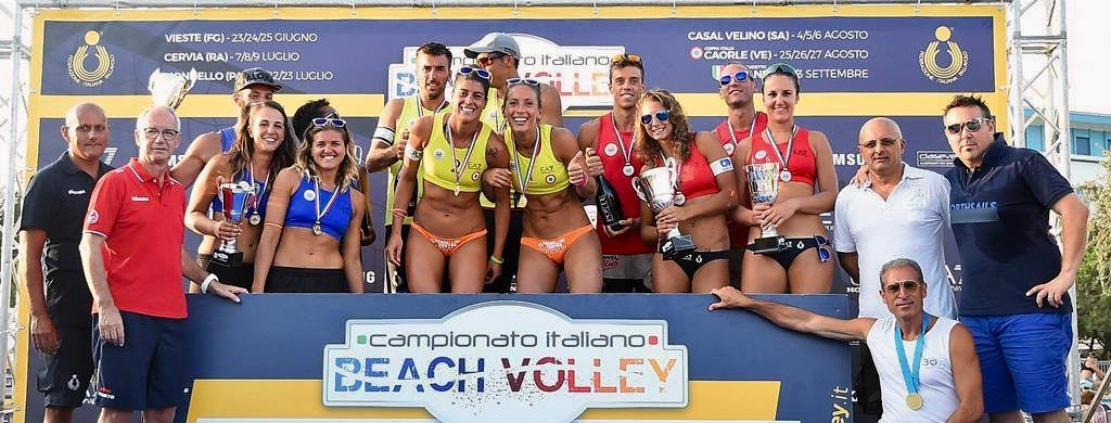JBA Beach Volley
