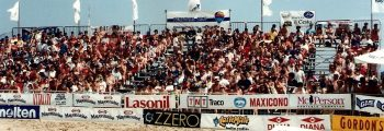 Nascita del Beach Volley Italiano