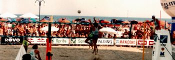 "Beach Arena ""Piazza Milano"""